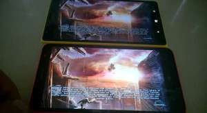 Lumia 1320 & Lumia 1520 N.O.V.A 3 boot süresi - MaxiCep