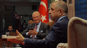 MHPli Semih Yalçın Referandum Sorularını Yanıtlıyor- Eyalet Sistemi- Canlı Yayın  14 Nisan 2017