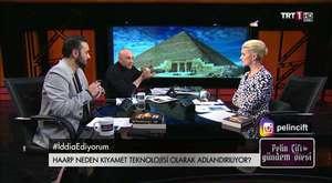 Pelin Çift ile Gündem Ötesi | 15 Şubat 2017 - HAARP projesi Suni deprem yaratılabilir mi?