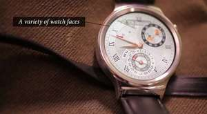 Huawei Watch Your Ultimate Companion to Make It Possible Commercial 2015 ♣ Trailer HD 1