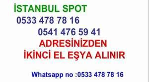 EYÜP 2.EL EŞYA ALANLAR 0533 478 78 16 EYÜP ESKİ EŞYA ALAN YERLER
