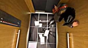 Asansör Kamera Şakası