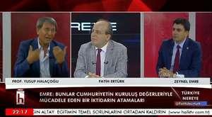 Erşat Salihi: Yeni Hedefimiz Büyük Türkmeneli Devletidir - İzleyiniz