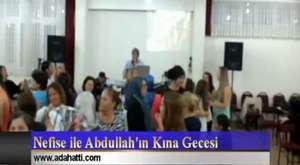 Ayşe ile Soner'in Kına Gecesi ( 24 Eylül 2013 )