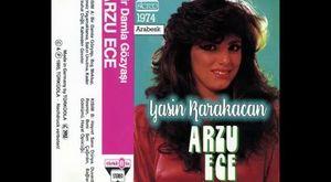 Arzu Ece - Hayret Sana Dünya 1985 - Yedek Eser - Türküola 1974 (Alman Baski) (2)