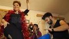 Azeri Şarkıcının oryantal dansı