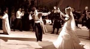 Çırağan Sarayında Bir Kars Düğünü