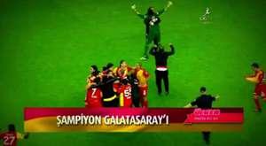 Galatasaray Kadıköy'de Şampiyon