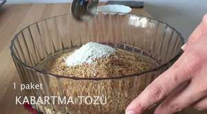 Kadayıf Kasesinde Muhallebi Tarifi | Videolu Yemek Tarifleri