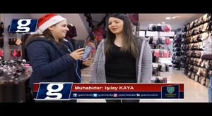 GÜLERÇİN WEB TV - YENİ YIL ÖZEL - MİKROFONUMUZ ÇERKEZKÖY HALKINDA...