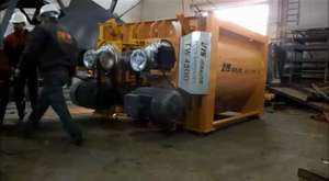 ins makina single shaft mixer, tek milli mikser