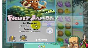 Fruit Jamba Hack Unlimited Move and Score