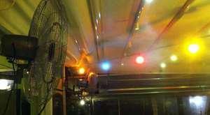 Fanlı serinletme sistemi