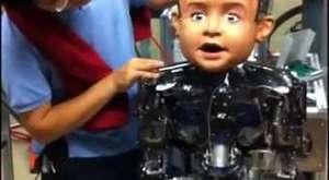 Diego san İnsansı Robot Bebek