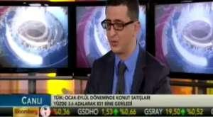 REIDIN Veri Analisti Orhan Vatandaş'ın Bloomberg HT telefon bağlantısı