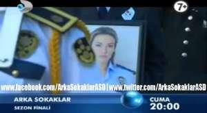 Arka Sokaklar - 293.BÖLÜM FRAGMANI (SEZON FİNALİ)