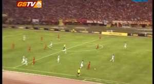 Galatasaray 3-3 Malaga Geniş Maç Özeti 21 Temmuz 2013