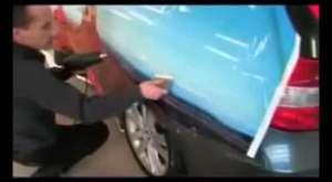 GMC Film - Cam Film Uygulama Videosu