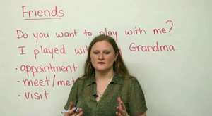 Speaking English - Classroom vocabulary and expressions - YouTube