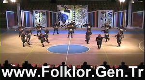 2014 THOF Gençler Final - Adana Bakkalı SK - Folklor.Gen.Tr