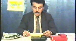 İskilip Kaymakamı 1994 Hasır Sandalye Programı