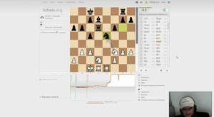 Analize:-Fischer_K_A VS Stokfish 28 Nh7 Rxa2+ 29. Kg3 c4