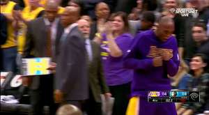 Kobe Bryant`s Farewell to Toronto - Raptors vs. Lakers 7/12/15