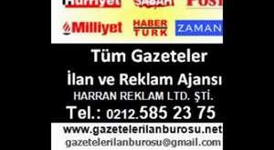Mecidiyeköy İlan Bürosu Şişli İlan Ajansı Taksim İlan Bürosu