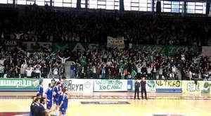 Bursaspor - Eskişehirspor Tribün Show