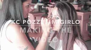 KC Pozzy - MAKING THE VIDEO Part 2 @kcpozzy