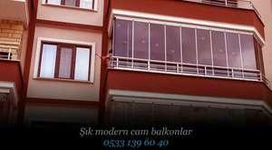 Konya Cam Balkoncular