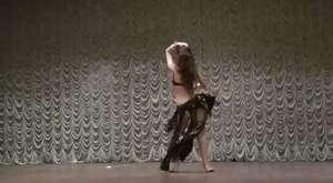 Rus yeteneksizsinizde muhteşem dans