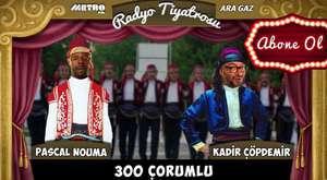 Ara Gaz Radyo Tiyatrosu: Yunanistan Macerası