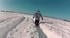 Aracını Nasıl Snowmobile'e Dönüştürürsün