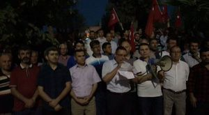 Akhisar'da 19 Mayıs Resmi Programı Yapıldı