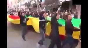 IŞİD 300 PKK'lının İnfaz Görüntülerini Yayınladı