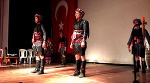 Çağlak Festivali 3. Karikatür Sergisi Açıldı