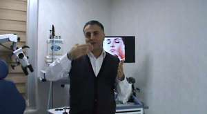 Cold Sterilized Serum and Ice Application On The Nose During Nose Aesthetic Surgery
