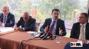 Genç Trabzon'un Sorunlarını Ele Aldı