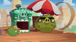 Angry Birds Toons 1.Sezon 32.Bölüm
