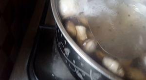 Mikrodalga Fırında Patates Tarifi