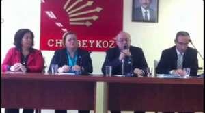 Ali Emanet MHP Milletvekilleri ile birlikte Beykoz Köyleri'nde