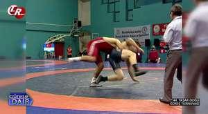 Top 10 Freestyle Wrestling Highlights - 2015