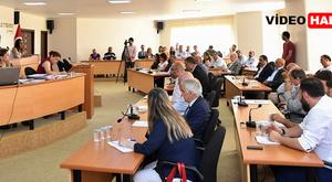 Maltepe Belediye Meclisinde maltepesporda