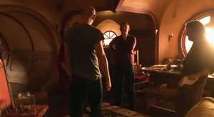 The Hobbit - Behind the Scenes #1