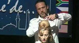 Tire Belediyesi Uluslararası Saç Sov'a Ev Sahipliği Yaptı
