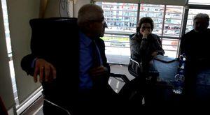 Akhisar Yeni Tren Yolu Çalışmaları Hızla Devam Ediyor