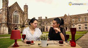 İngiltere`de ALATURCA RESTAURANT`ta yemek yedik...