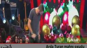Arda Turan O Ses Türkiyədə....