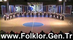 2014 THOF Büyükler Final - Ankara B.şehir Bel. FOMGET GSK - Folklor.Gen.Tr